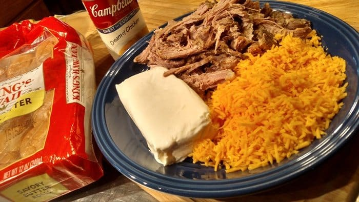 Crockpot Pork Roast