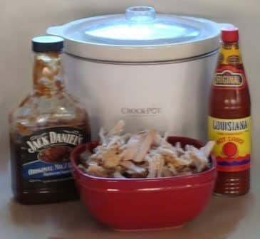 Crockpot Barbecue Pork